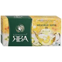 Чай зеленый Принцесса Ява медовая липа 25п