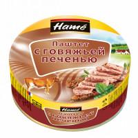 Паштет Hame с говяжьей печенью 117г