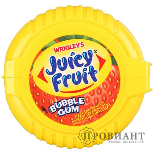 Жевательная Juicy fruit лента клубника 30 г