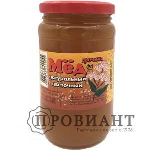 Мед натуральный цветочный гречиха 500г