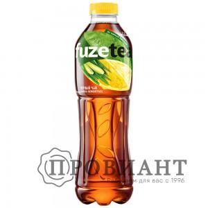 Холодный чай FuzeTea лимон лемонграсс 1л