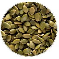 Семена тыквы очищенные (вес)