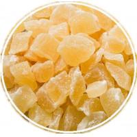 Ананас цукаты кубики (вес)
