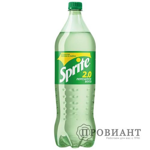 Газированный напиток Sprite лимон лайм 1л