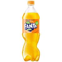 Газированный напиток Fanta апельсин 0,9л