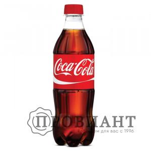 Газированный напиток Coca-Cola Classic 0,5л