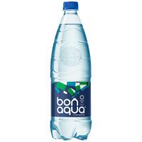 Питьевая вода Bonaqua газ. 1л