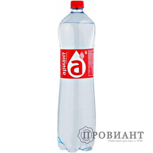 Вода минеральная Ариант газ.1,5л