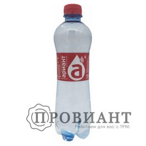 Вода минеральная Ариант газ 0,5л