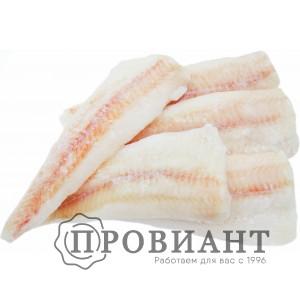 Филе минтая свежемороженое (вес)